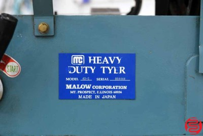 Malow 40-S Heavy Duty Tying Machine - 041720114950