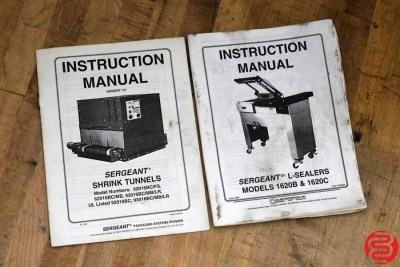 Sergeant 16 x 20 Shrink Wrap System - 040320121010