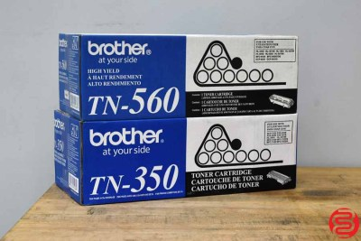 Assorted Brother Toner Cartridges - 050120114330