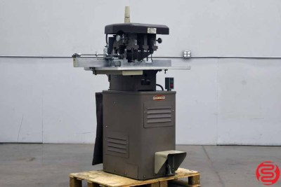 Challenge EH-3A Three Spindle Hydraulic Paper Drill - 043020115020