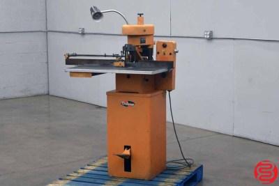 Challenge Model E Hydraulic Paper Drill - 050720113110