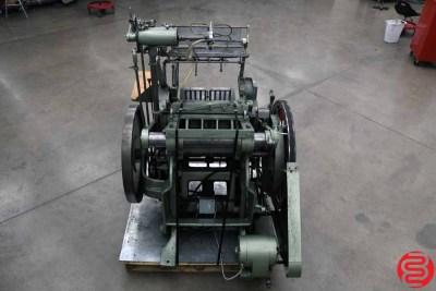 Kluge EHD 14 x 22 Die Cutter Embosser Foil Press - 050120025110