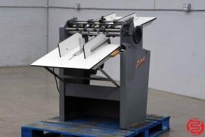 Rosback 220 True Line Perforator Perf Slit Score Machine - 051320121000