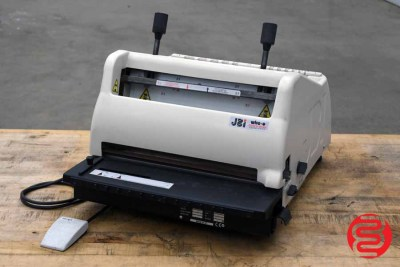 JBI Wire-O Punch Bind Binding System - 061020072710