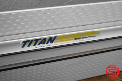 Fletcher Titan Cutter / Trimmer - 061820095420