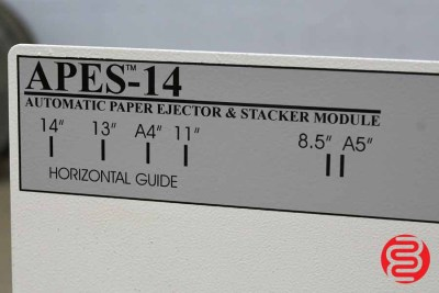 Rhin-O-Tuff APES-14 Automatic Paper Ejector and Stacker - 061820015050