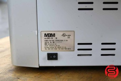 MBM BC10 Business Card Cutter - 061820035120