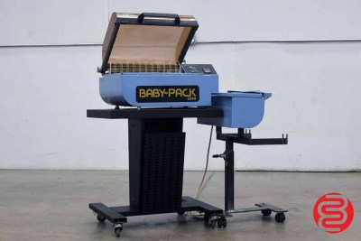 Italdibipack Baby-Pack 3246-N Shrink Wrapping System - 052620091950