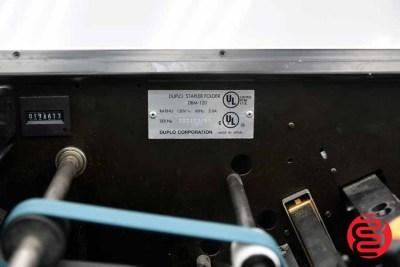 Duplo DBM-120 Booklet Maker - 060220024230