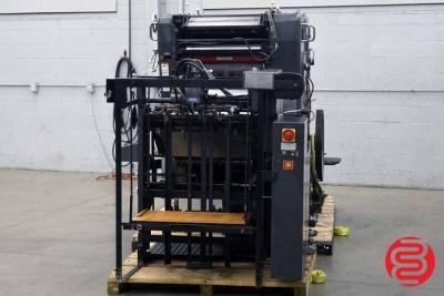 "Heidelberg SORKZ 19"" x 25.5"" Two Color Offset Printing Press - 060320085940"