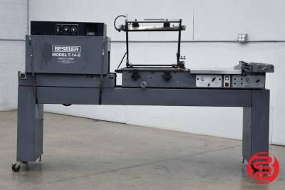 Beseler T14-8 Shrink Wrap System - 062520015420