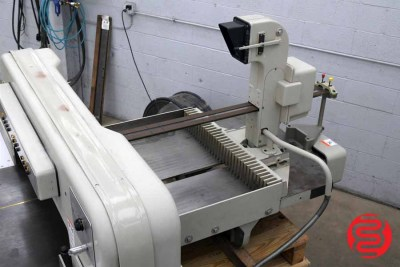 """Polar 90 45"""" EL Paper Cutter - 062920122030"""