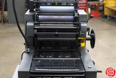 AB Dick 9910XCD Two-Color Offset Printing Press - 083120084900
