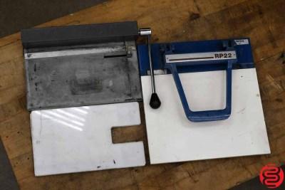 AB Dick 9980 Single Color Offset Press - 083120010200