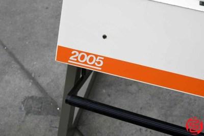 B. Bacher GmbH 2005 Plate Punch - 081120104430