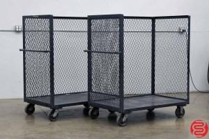 Bindery Paper Carts, Qty. 2 - 081320080140