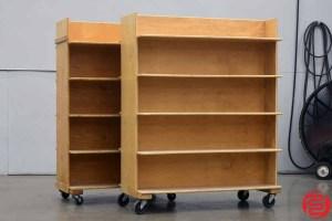 Bindery Paper Carts, Qty. 2 - 081320084110
