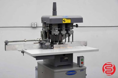 Challenge EH-3A Three Spindle Hydraulic Paper Drill - 07170115820