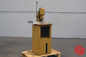 Challenge JO Tabletop Single Spindle Paper Drill - 072020105420