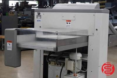 "1997 Baumcut Model 66 26.4"" Programmable Paper Cutter w/ Safety Lights - 072320110050"