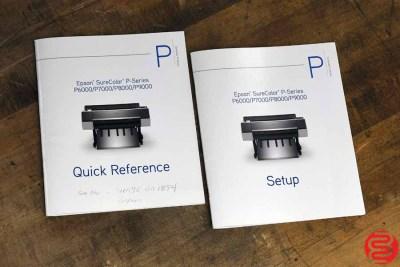 Epson SureColor P9000 Standard Edition Printer - 082220091050