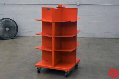 Kansa Quadracart Bindery Paper Cart - 081220095000