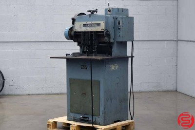 Lawson Vari-Speed Four Spindle Paper Drill - 080820103830