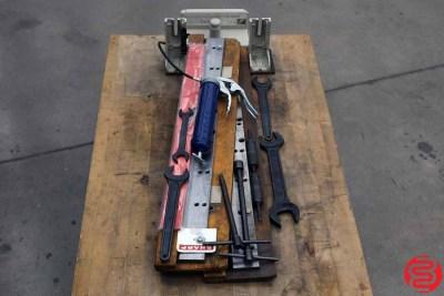 Prism QZK 78 Programmable Paper Cutter - 082420113940