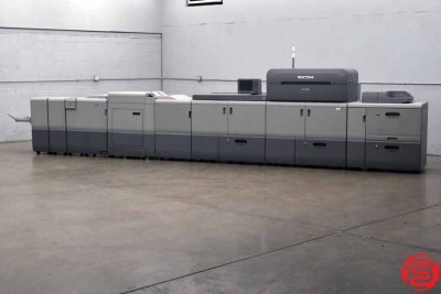 Ricoh Pro C9100 Cutsheet Color Printer w Fiery - 08120020910