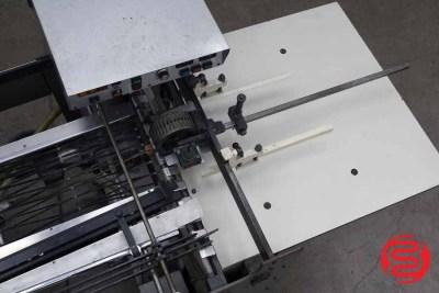 Rosback 240 Pile Feed Perf Slit Score Machine - 080120093150