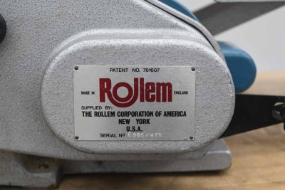 Rollem Champion 990 Perf Slit Score Machine - 090820113325