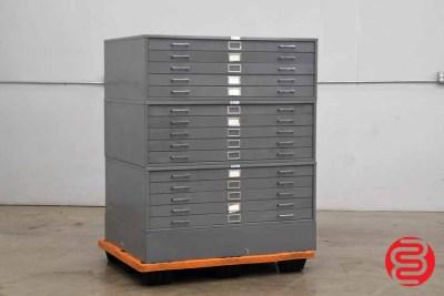 Flat Filing Cabinet - 091020021750