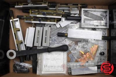 Howard Pneumatic Hot Foil Stamping Machine - 091120085650