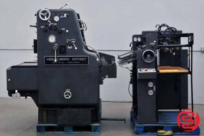 Heidelberg SORM 52 Single Color Offset Printing Press - 091720123520