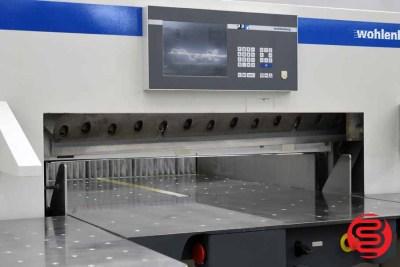 "2006 Wohlenberg 115 45"" Programmable Paper Cutter - 091820094040"
