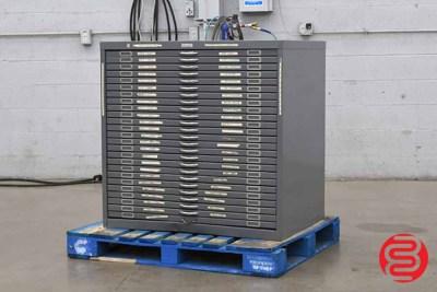 Flat Filing Cabinet - 092420011450