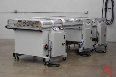 Kongsberg iXE10 Automated Feeder and Stacker - 101520015330