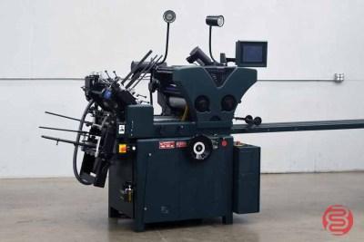 2012 Halm XL-2615 Super Jet Press XL Two Color Offset Envelope Press - 102020042550