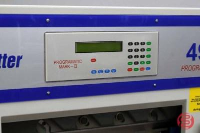 Duplo 490 PRO Hydraulic Cutter - 102820092720