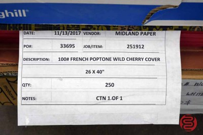Assorted Paper - 112420010540