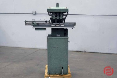 Challenge EH-3 Three Spindle Hydraulic Paper Drill - 111820102130