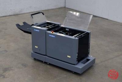 Duplo DBM-120 Trimmer and Stapler Folder - 111020074640