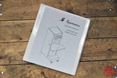 Spartanics EZ-Kount 750 Paper Counter - 111220084620
