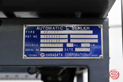 2000 Hanagata HP-10Z Shrink Wrap System w/ Heat Tunnel - 120920105740