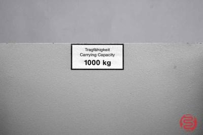 2006 Paper Pile Elevator LW 1000-4 Series - 121120080610