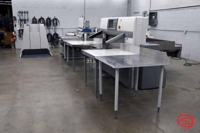 2007 Polar 137XT Automatic Paper Cutting System - 1217POLAR