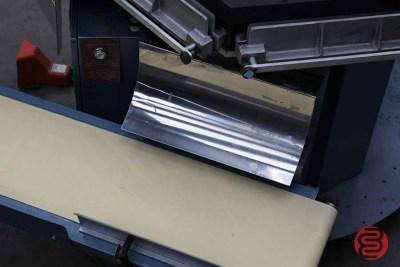 Brackett High-Speed Automated Circular Padder w/ Conveyor - 121420020440