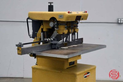 Challenge EH-3 Three Spindle Hydraulic Paper Drill - 121420095450