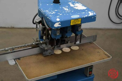 Challenge EH-3A Three Spindle Hydraulic Paper Drill - 121720101000