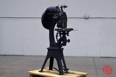 J. L. Morrison Perfection Wire-Stitcher Machine - 121820104800